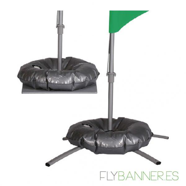 fly banner flotador
