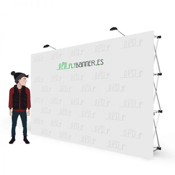 photocall textil 5x3