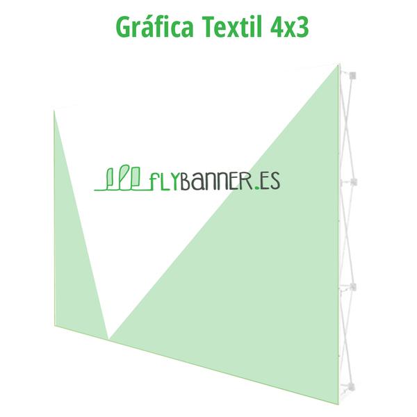 grafica textil 4x3 photocall