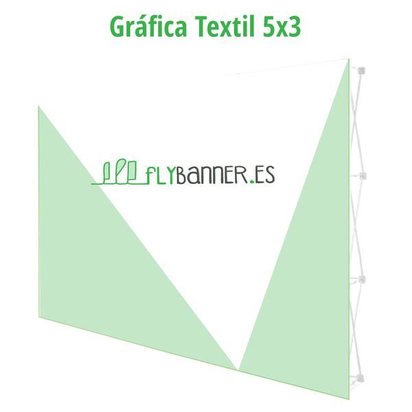 grafica textil 5x3 photocall